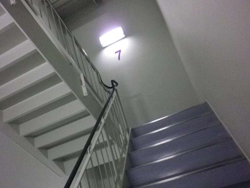 県庁階段7階