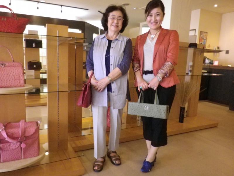 石田さんと宮本さん