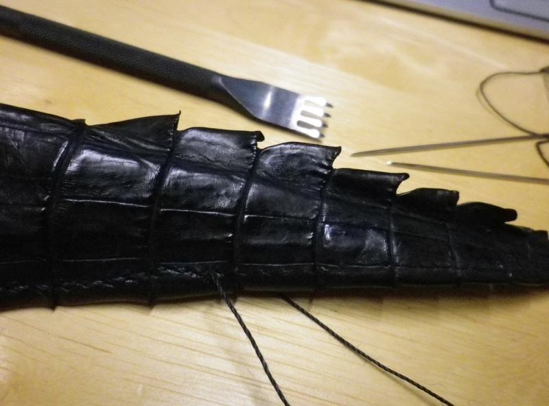 尻尾キーホルダー  HP